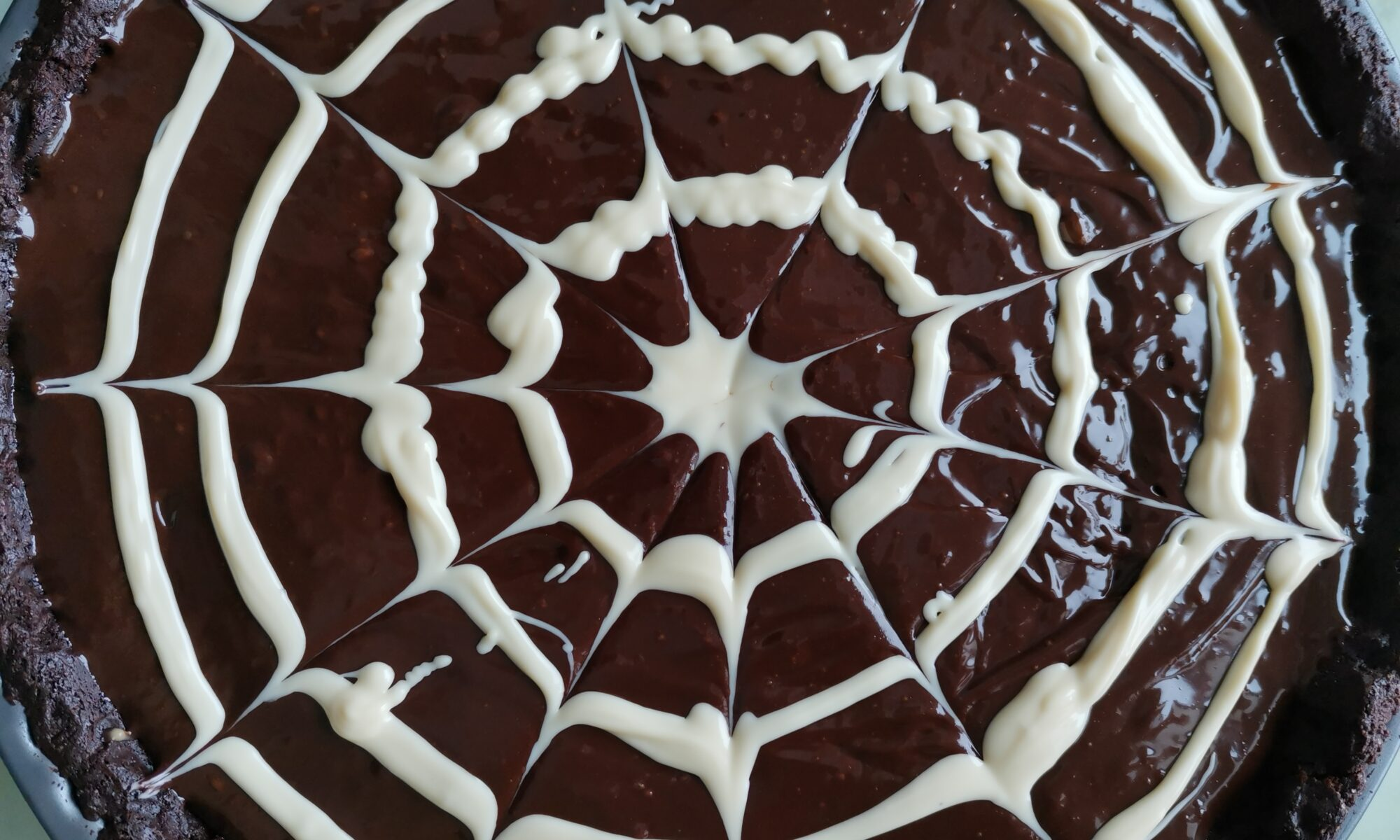 Suklainen piparminttukahvipiiras
